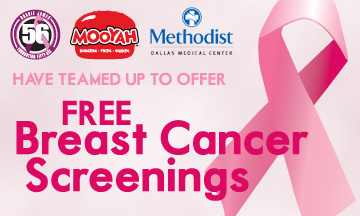 free breast cancer screening