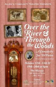 over the river poster