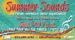 Summer Sounds Concert Series