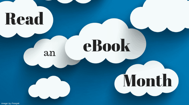 January is Read an eBook Month