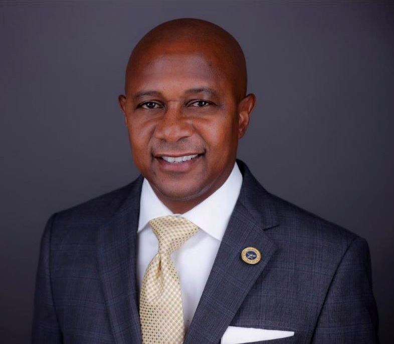 professional Headshot of Councilmember Baine Brooks