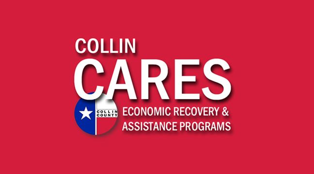 Collin Cares Economic Recovery and Assistance Program logo