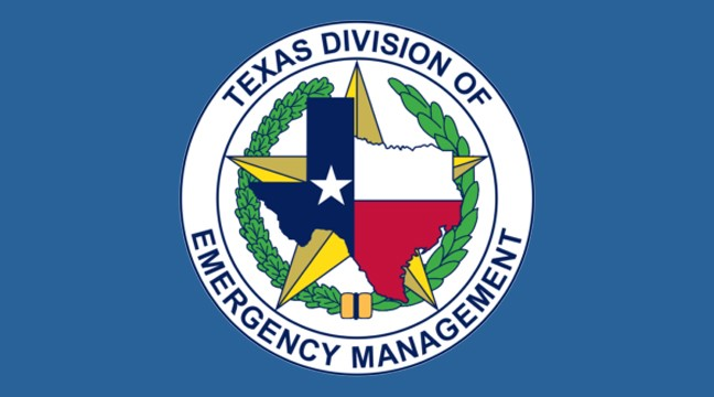 Texas Division of Emergency Management logo