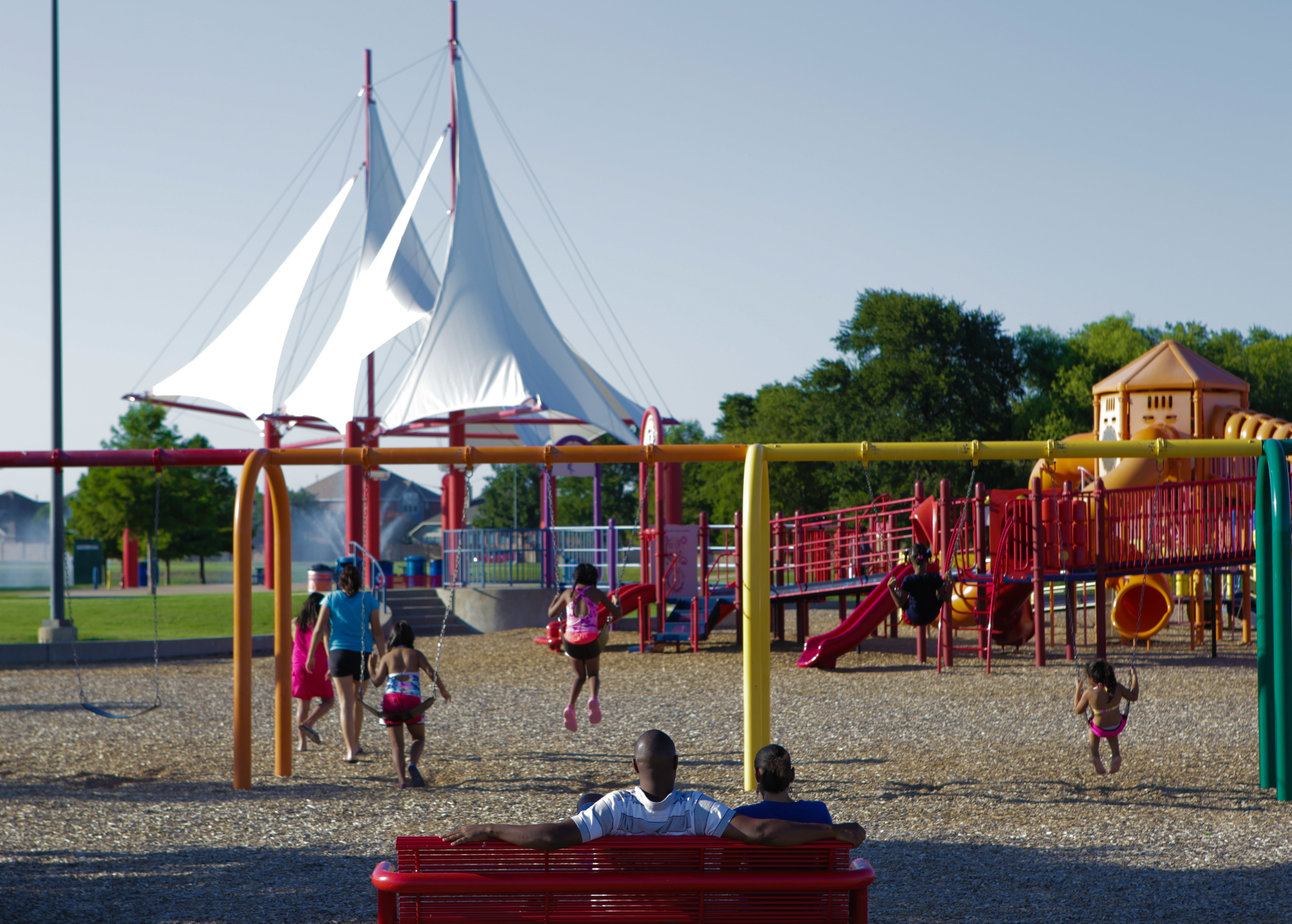 Playground at Celebration Park