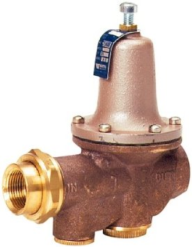 Pressurereducingvalve